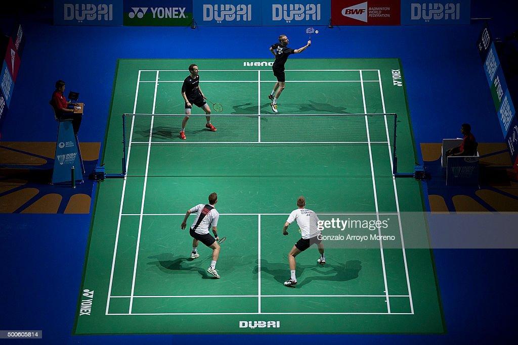 BWF Dubai World Superseries Finals - Day 1