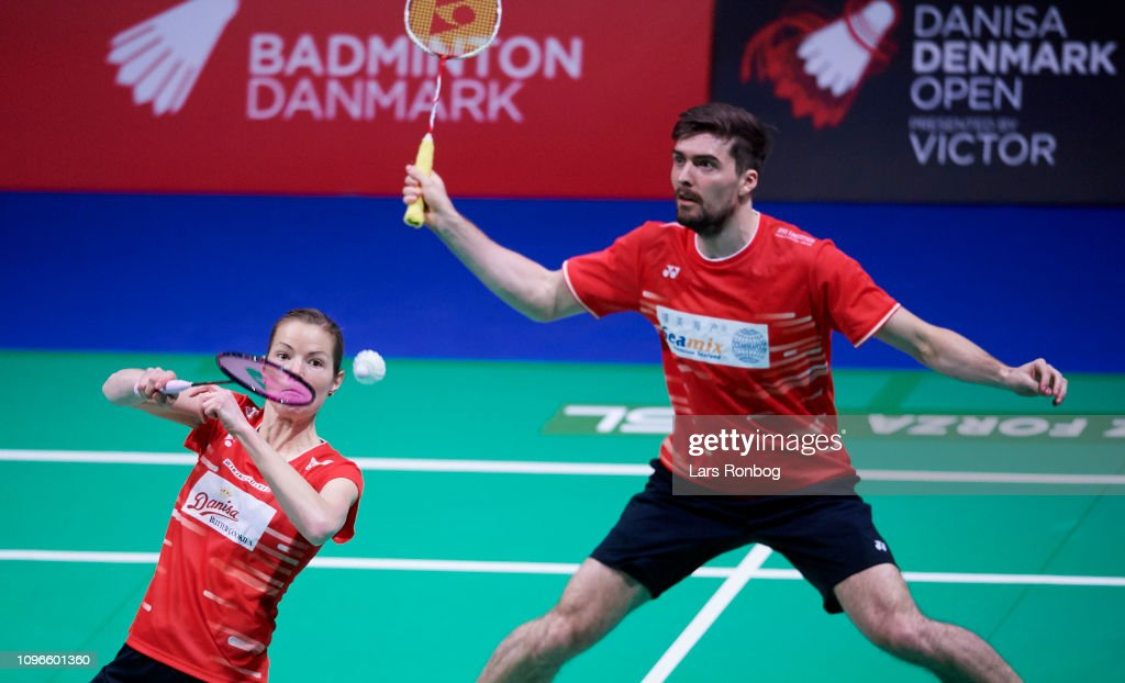 FZ Forza RSL Danish Badminton Championships - Finals : News Photo