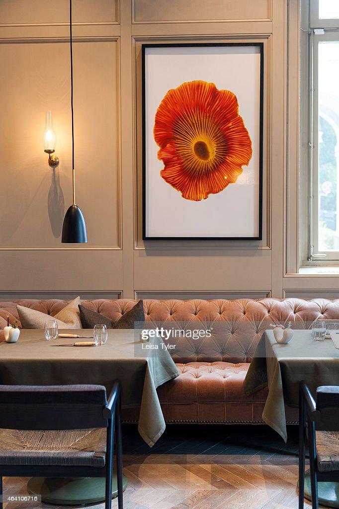 Mathias Dahlgrens Stockholm restaurant, Matsalen, on the ...