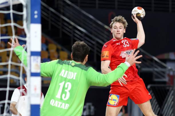 EGY: Denmark v Qatar - IHF Men's World Championships Handball 2021