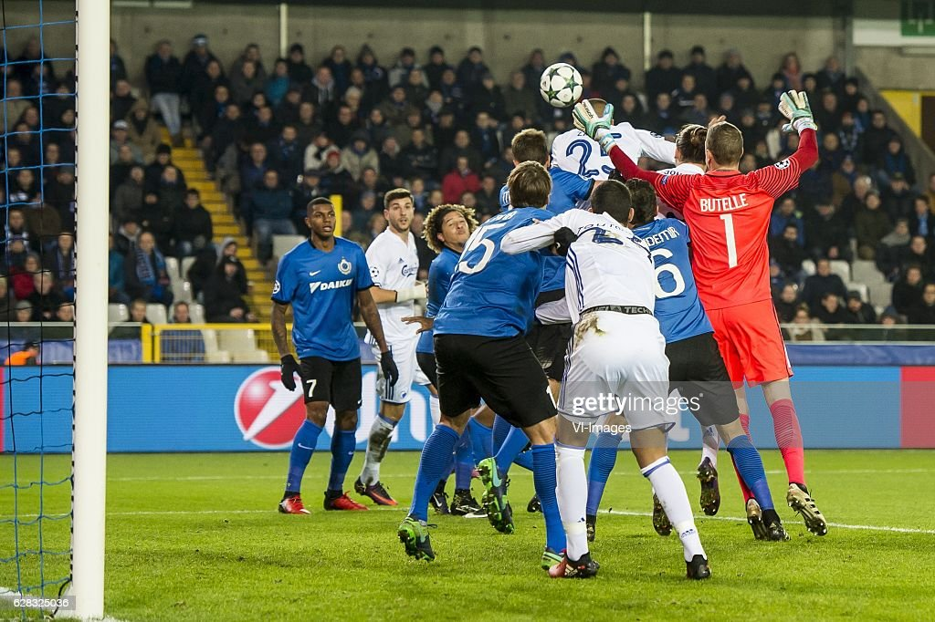 "UEFA Champions League""Club Brugge v FC Kopenhagen"" : News Photo"