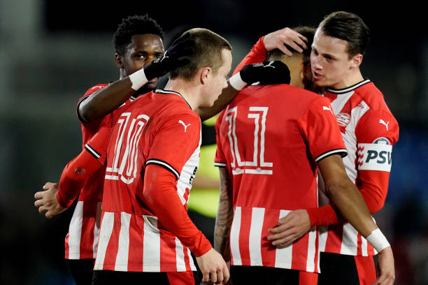 NLD: Jong PSV v NAC Breda - Dutch Keuken Kampioen Divisie
