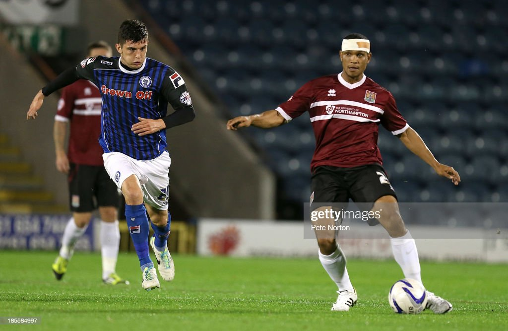 Rochdale v Northampton Town - Sky Bet League Two : News Photo