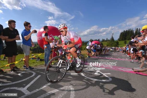 Mathias Le Turnier of France and Team Cofidis Solutions Credits / Fans / Public / during the 76th Tour of Poland 2019 - Stage 7 a 153km stage from...