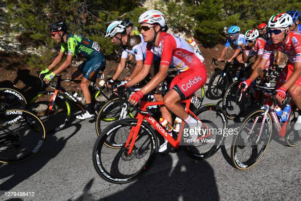 Mathias Le Turnier of France and Team Cofidis Solutions Credits / during the 103rd Giro d'Italia 2020, Stage Eight a 200km stage from Giovinazzo to...