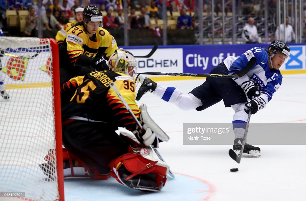 Germany v Finland - 2018 IIHF Ice Hockey World Championship