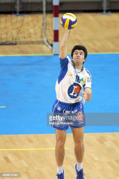 Mathias PATIN Toulouse / Tours Championnat de France Pro A 20eme journee