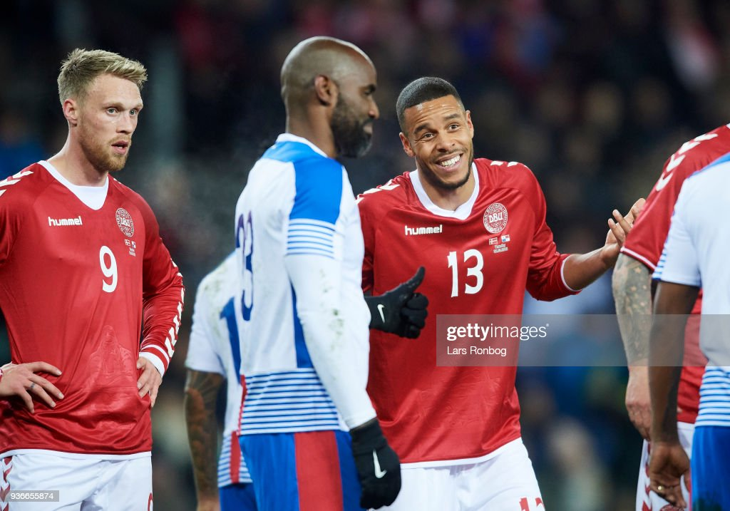 Denmark v Panama - International Friendly