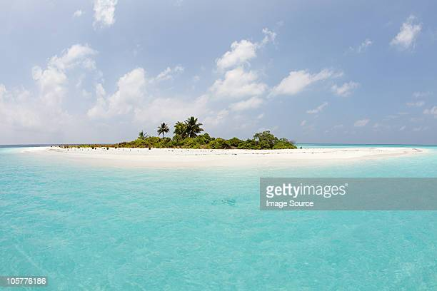 Mathidhoo Island, North Huvadhu Atoll, Maldives