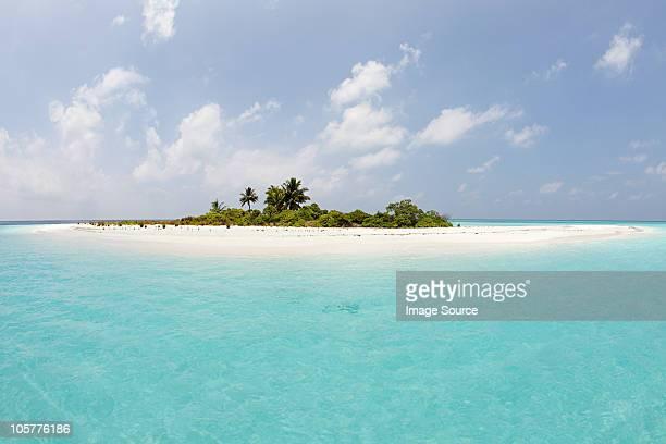 Mathidhoo Island, North Huvadhu Atoll, Maldives