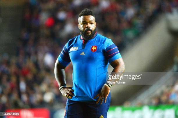 Mathieu BASTAREAUD France / Canada Coupe du Monde de rugby 2015 Milton Keynes Photo Dave Winter / Icon Sport