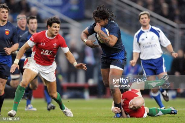 Mathieu BASTAREAUD France / Pays de Galles Tournoi de Six Nations Photo Dave Winter / Icon Sport