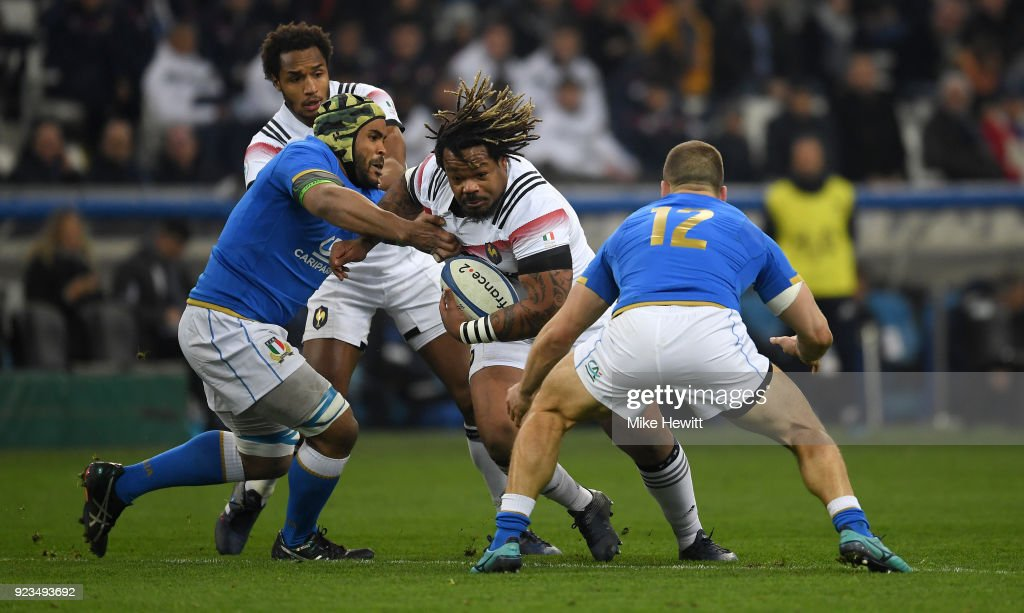 France v Italy - NatWest Six Nations