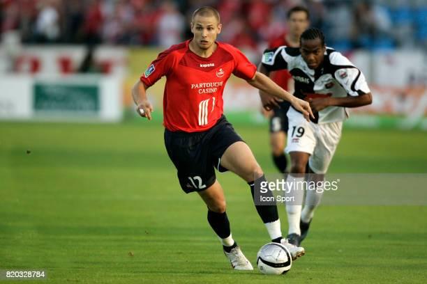 Mathieu BODMER Lille / Rennes 1ere journee de Ligue 1 Stadium Villeneuve d'ascq