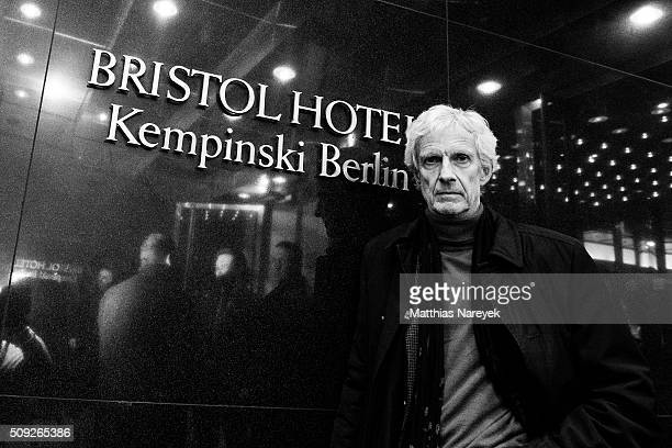 Mathieu Carriere attends the Askania awards 2016 on February 9 2016 in Berlin Germany
