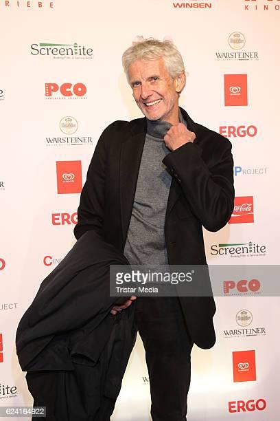 Mathieu Carrière attends Kinocenter Winsen Reopenson November 17 2016 in Hamburg Germany