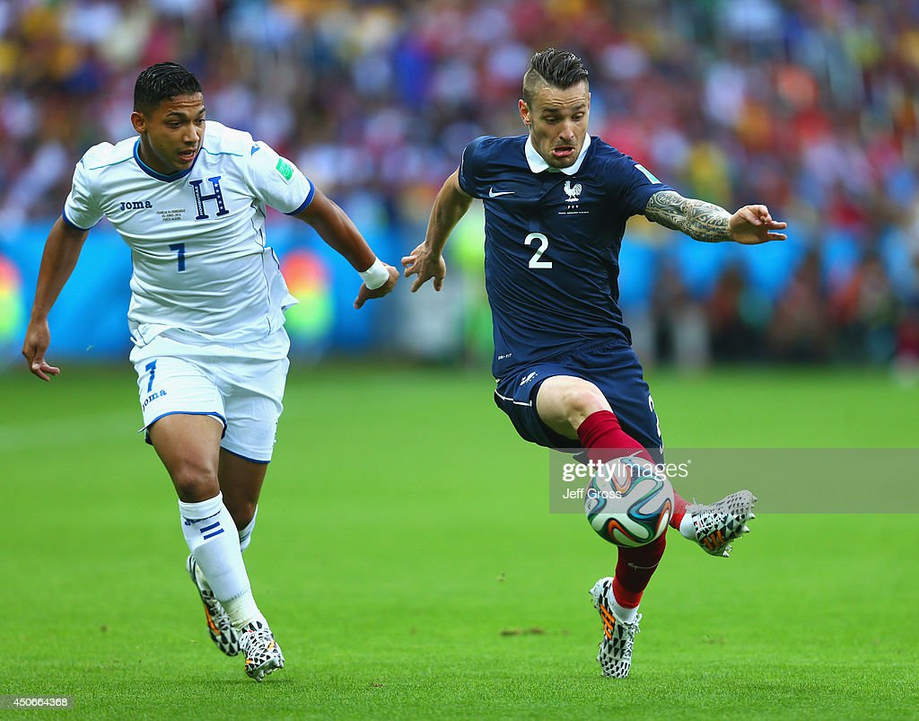France v Honduras: Group E - 2014 FIFA World Cup Brazil : News Photo