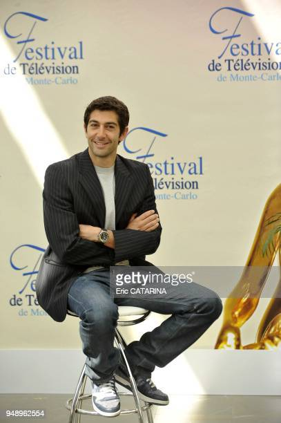 Mathieu Delarive plays in 'Cellule D'identite'