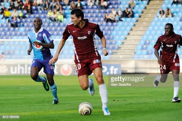 Mathieu DUHAMEL Le Havre / Metz Coupe de la Ligue 2011/2012
