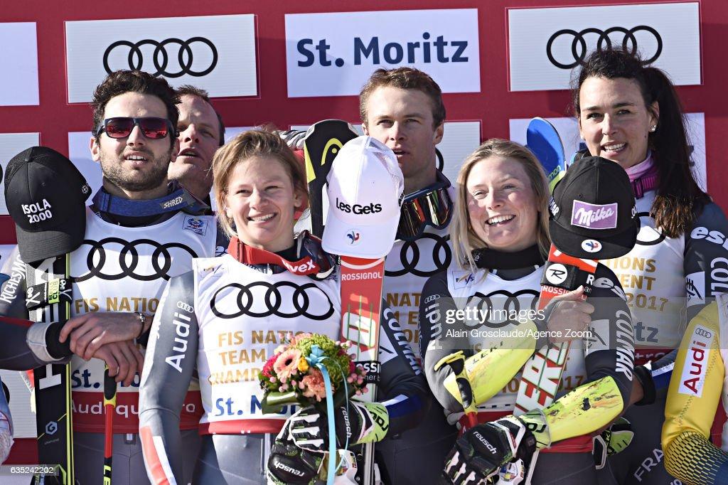 FIS World Ski Championships - Alpine Team Event
