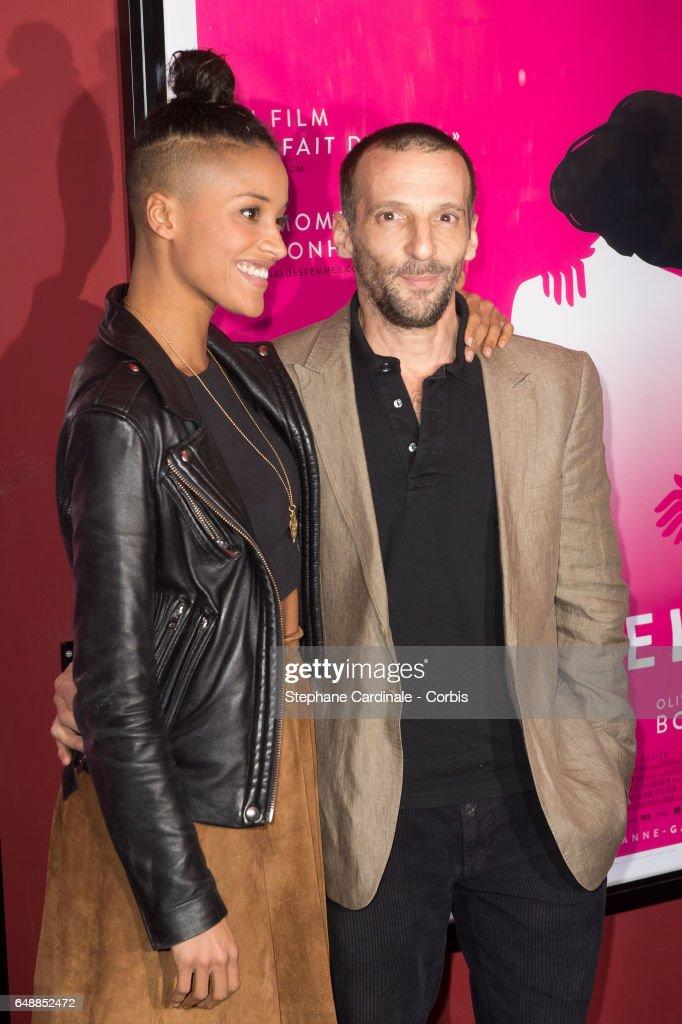 """De Plus Belle"" Paris Premiere At Cinema Publicis : Foto di attualità"