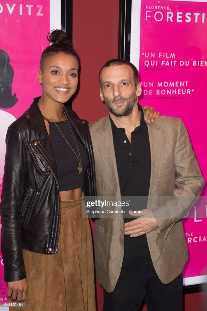 """De Plus Belle"" Paris Premiere At Cinema Publicis : News Photo"