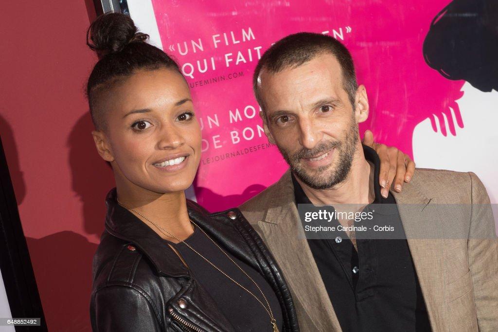 """""""De Plus Belle"""" Paris Premiere At Cinema Publicis : News Photo"""