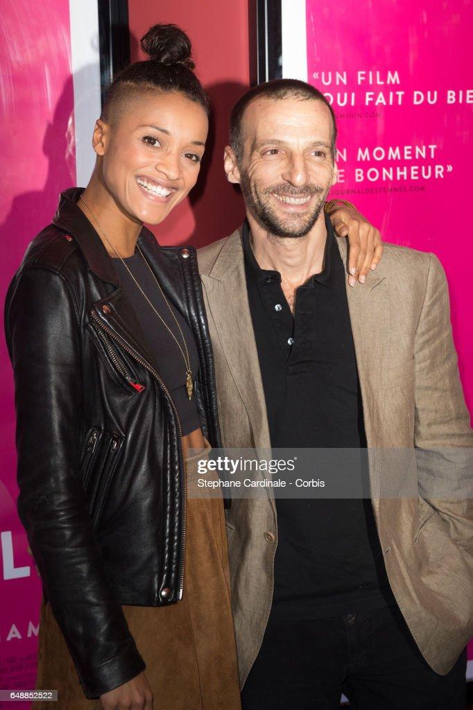"""""""De Plus Belle"""" Paris Premiere At Cinema Publicis : ニュース写真"""