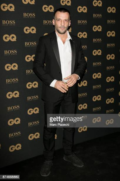 Mathieu Kassovitz attends the 'GQ Men of the year awards 2017' at Le Trianon on November 15 2017 in Paris France