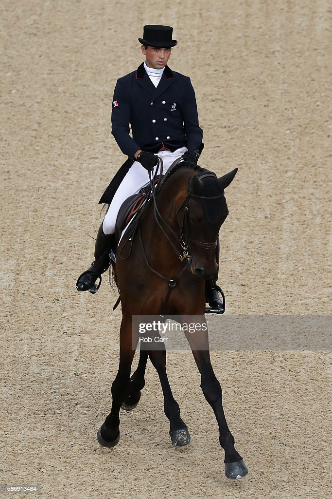 Equestrian - Olympics: Day 2