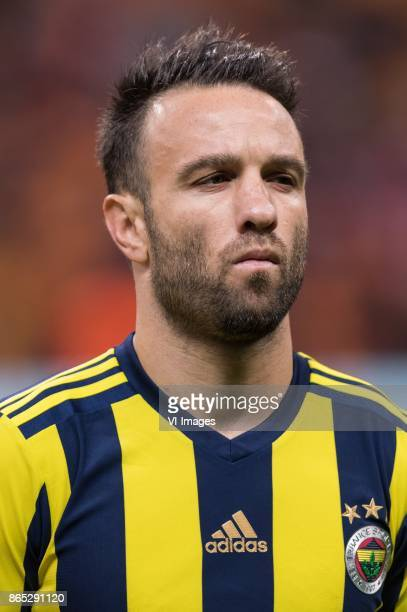 Mathieu Valbuena of Fenerbahce SK during the Turkish Spor Toto Super Lig football match between Galatasaray SK and Fenerbahce AS on October 22 2017...