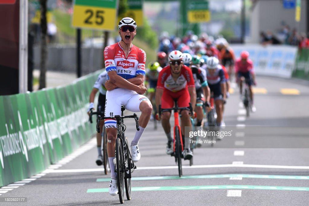 84th Tour de Suisse 2021 - Stage 3 : News Photo