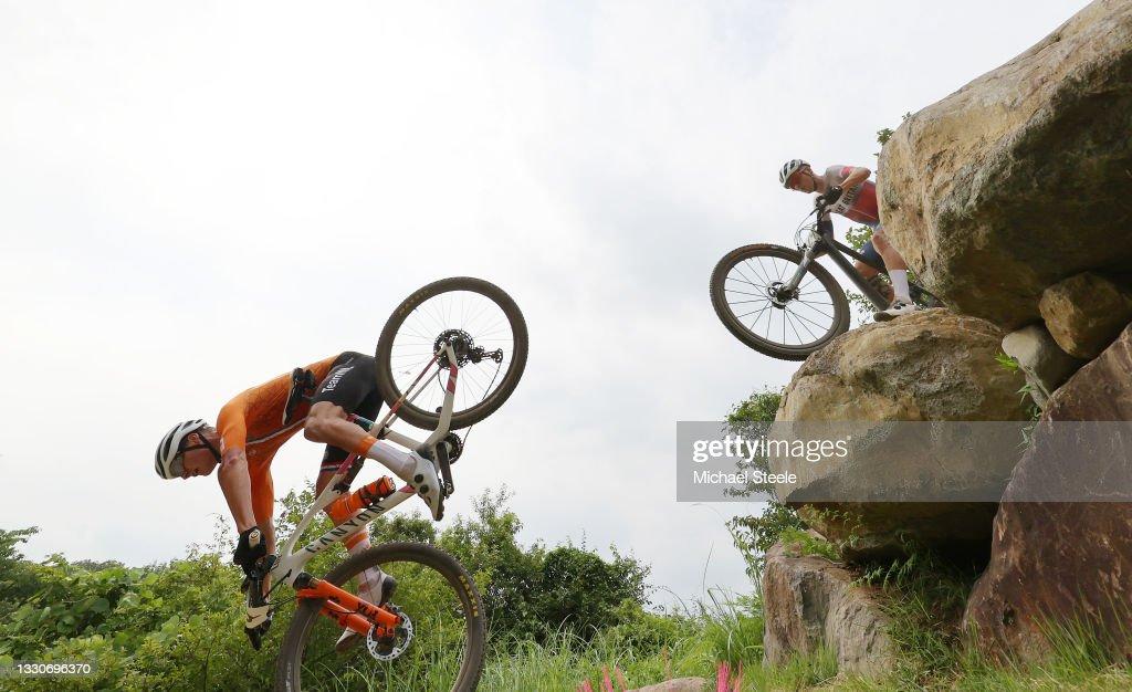 Cycling - Mountain Bike - Olympics: Day 3 : ニュース写真