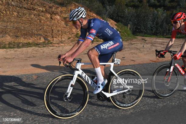 Mathieu Van Der Poel of The Netherlands and Team Alpecin-Fenix / during the 46th Volta ao Algarve 2020, Stage 1 a 195,6km stage from Portimão to...