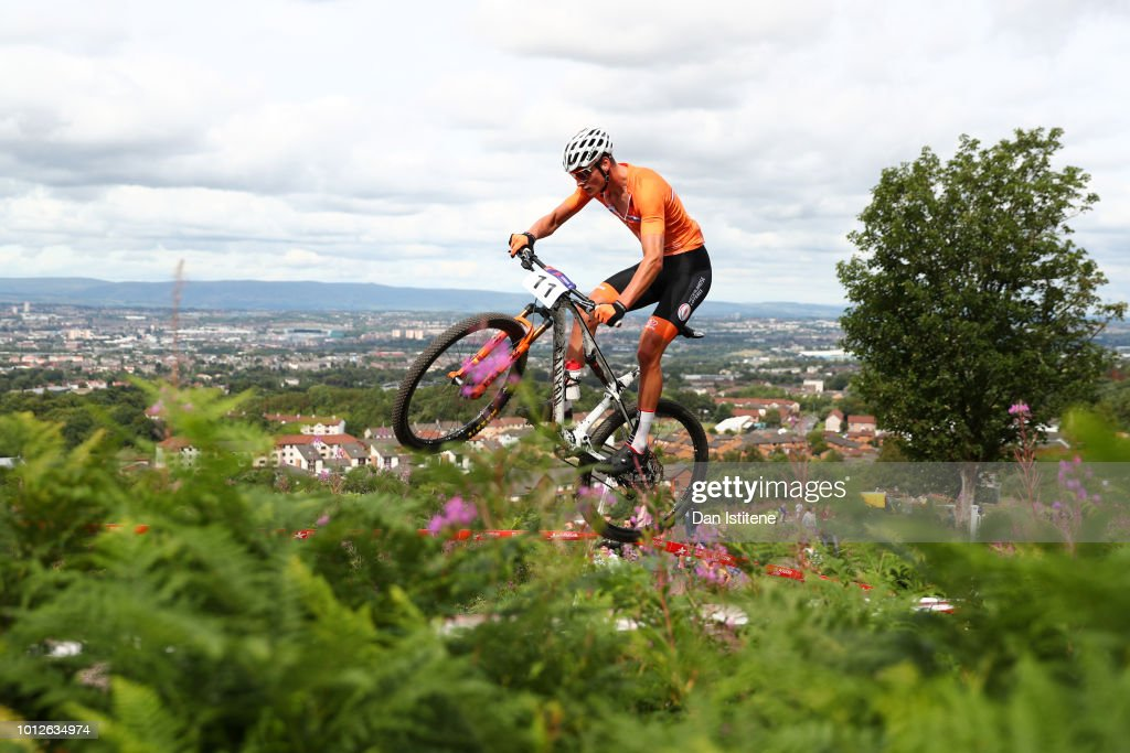 Mountain Bike - European Championships Glasgow 2018: Day Six : ニュース写真