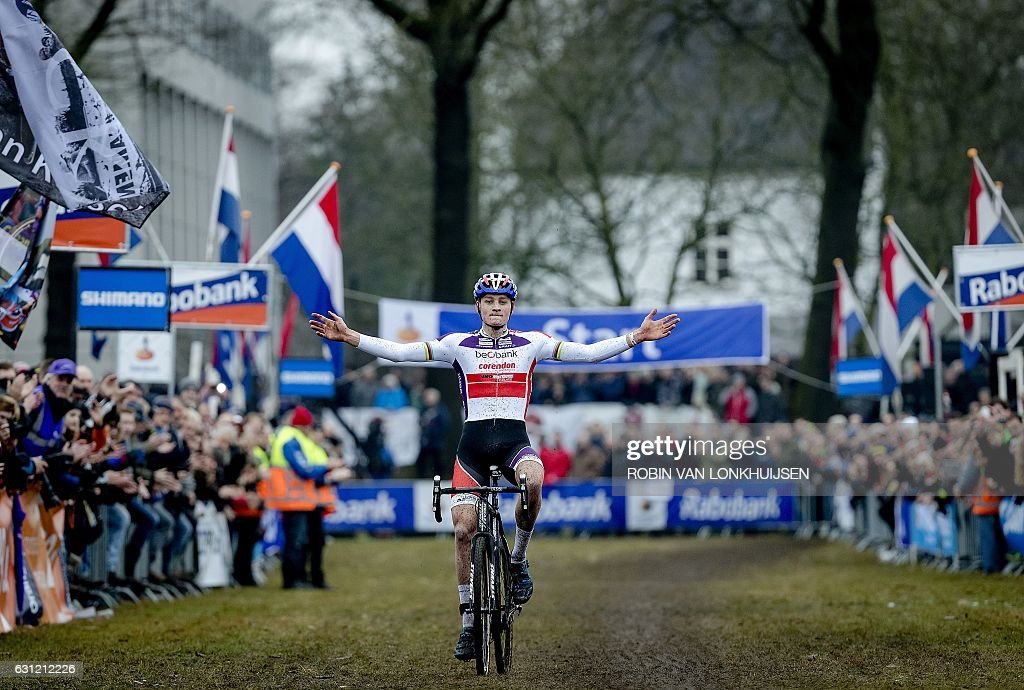 CYCLOCROSS-NED : News Photo