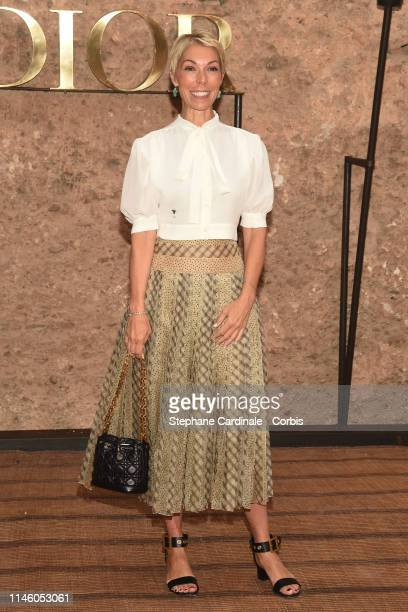 Mathilde Favier attends the Christian Dior Couture S/S20 Cruise Collection on April 29 2019 in Marrakech Morocco