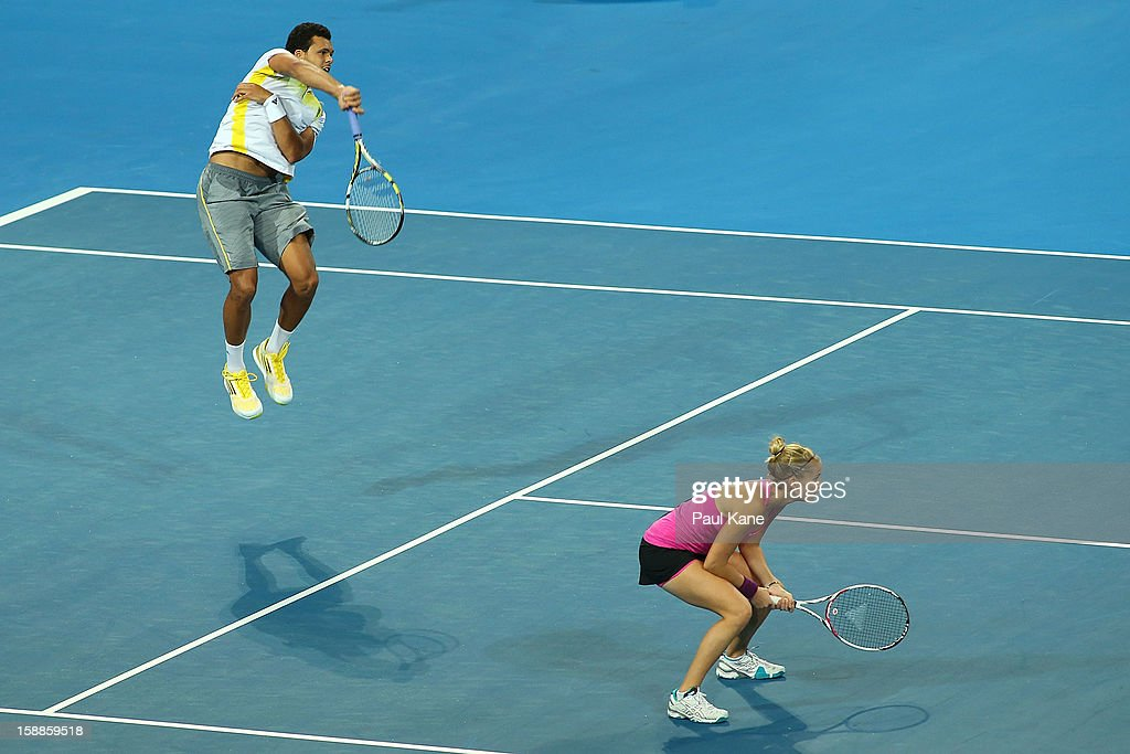 Hopman Cup - Day 4