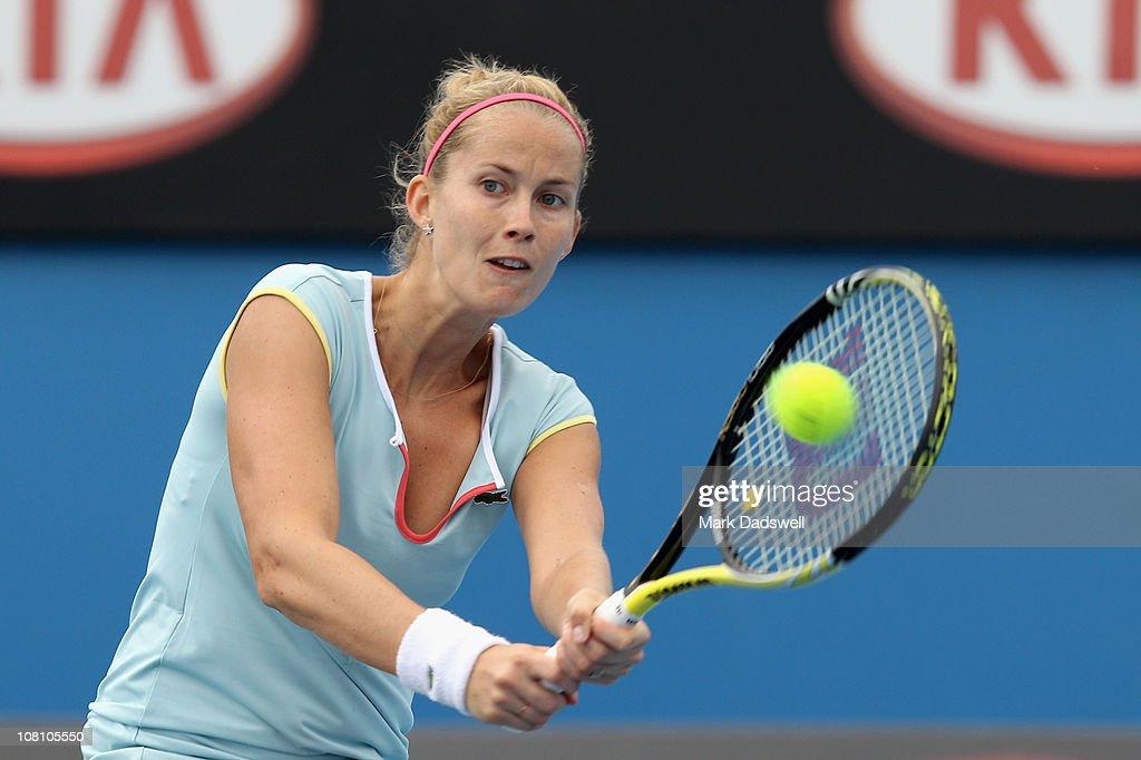 2011 Australian Open - Day 2