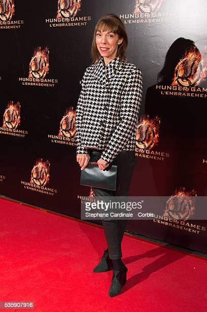 Mathilde Meyer attends the Babeth Djian Hosts Dinner For