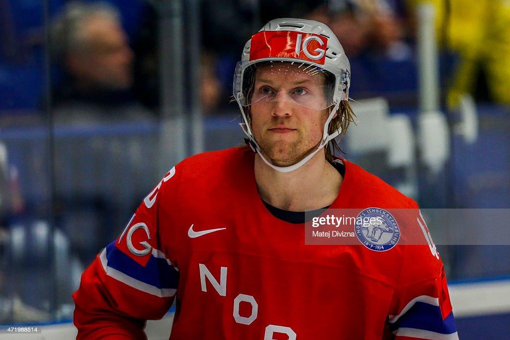 Norway v USA - 2015 IIHF Ice Hockey World Championship
