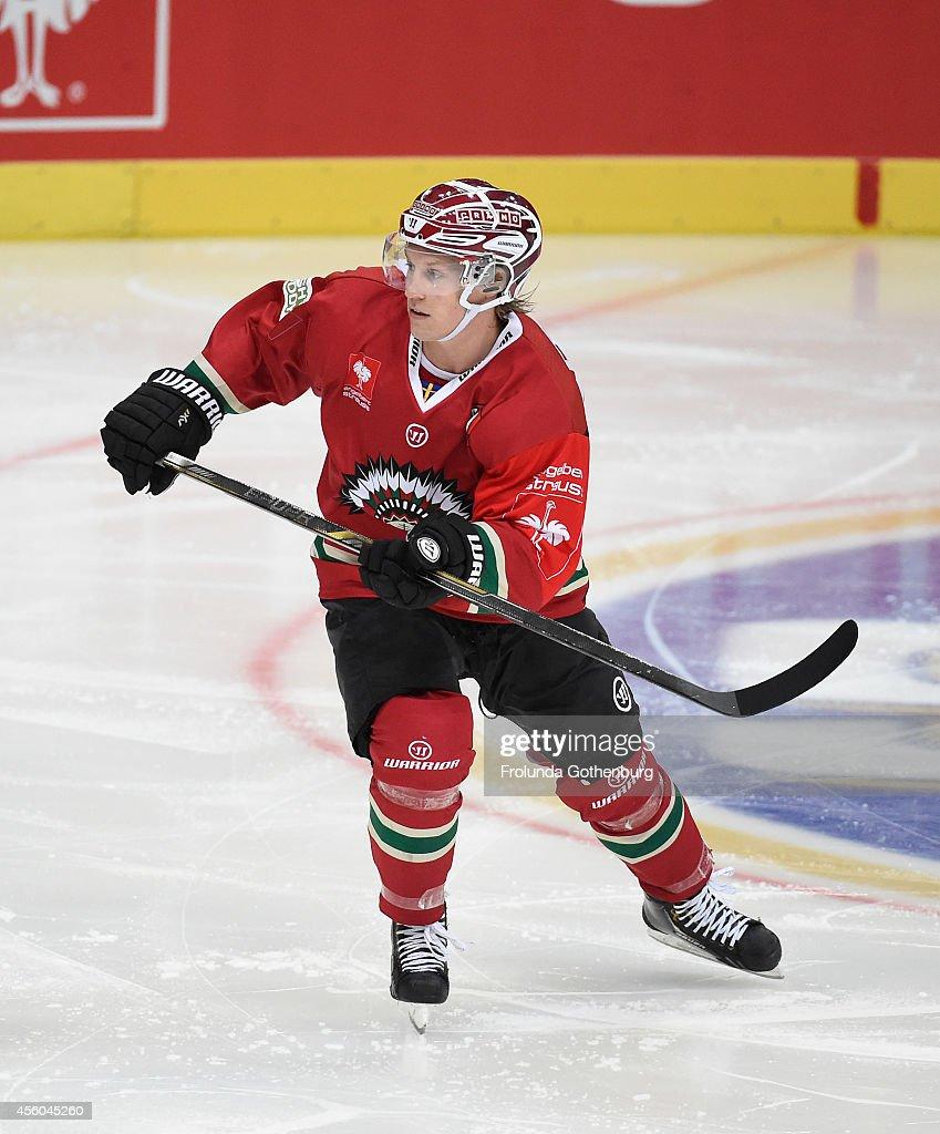 Frolunda Gothenburg v Briancon Diables Rouges - Champions Hockey League