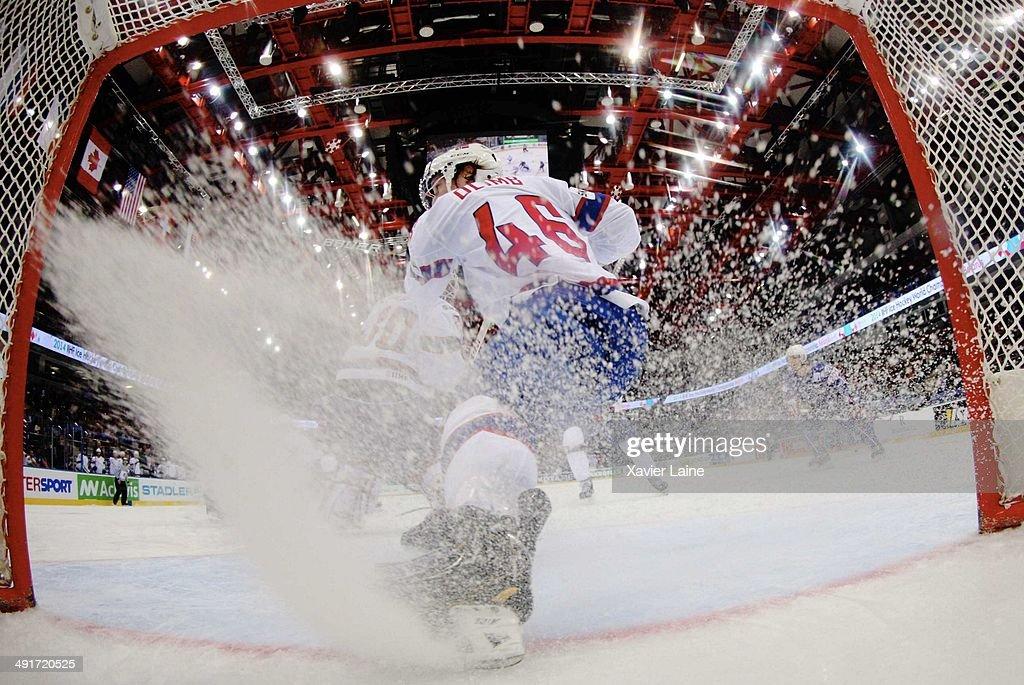 France v Norway - 2014 IIHF World Championship