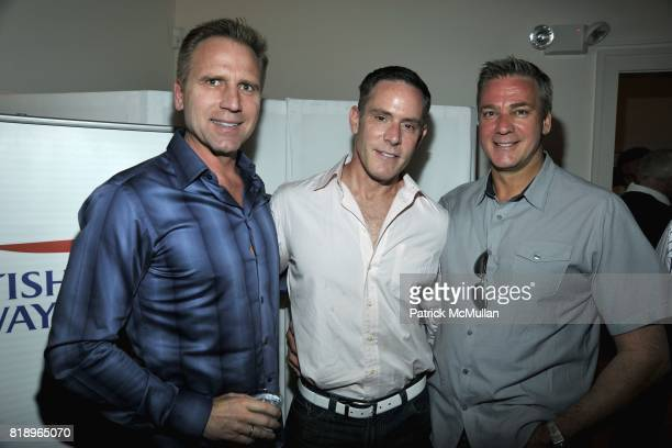 Mati Weiderpass Gregg Busch and Nick Poshkus attend MIRACLE HOUSE 20th Anniversary Memorial Day Summer Kickoff Benefit honoring Amy Chanos and Jim...