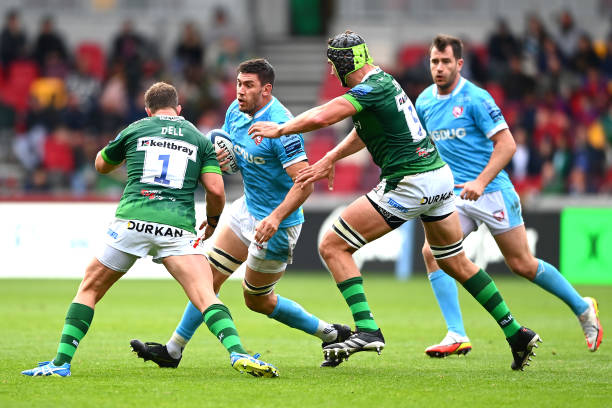 GBR: London Irish v Gloucester Rugby - Gallagher Premiership Rugby