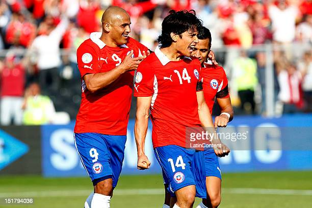 Match coronó World Stars-MATIAS FERNANDEZ-Chile