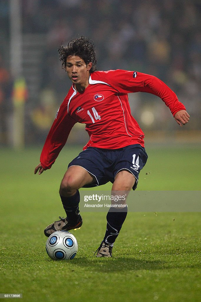 2010 World Cup - Chile