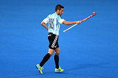 london england matias paredes argentina celebrates