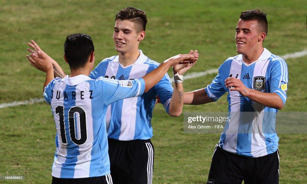 Argentinos alex y matias