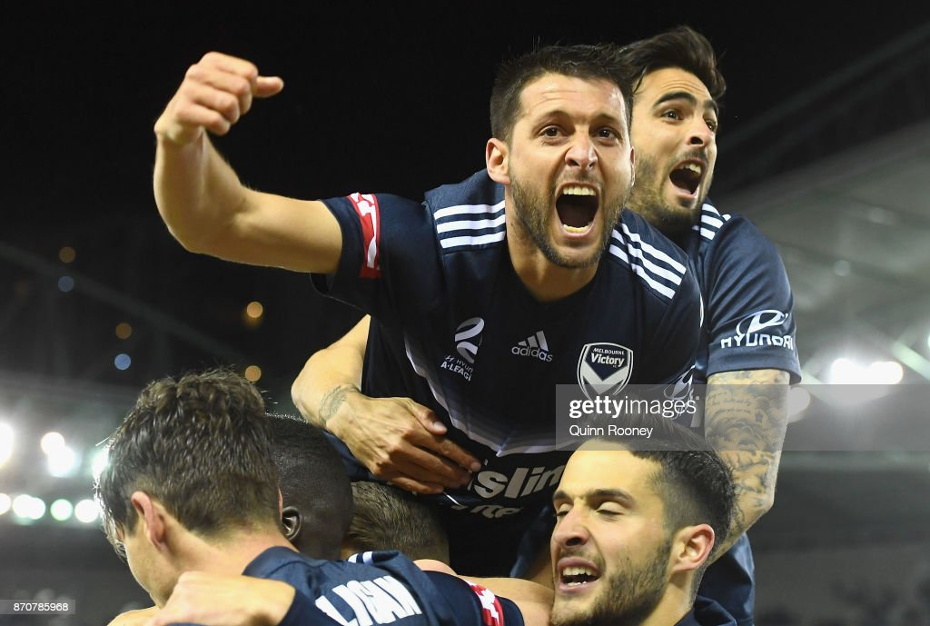 A-League Rd 5 - Melbourne v Western Sydney